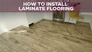 How to lay laminate floor tiles tile design ideas for How to lay laminate flooring through a doorway