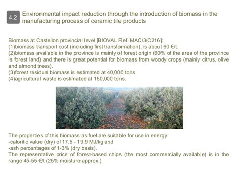 valorization of forest and agricultural biomass for the