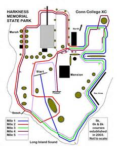Cross Country Course Maps