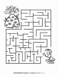 Kostenlos Labyrinth Rtsel Fr Kinder