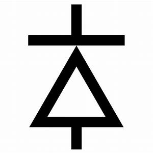 Visual Simile Symbol Icon Echoes - Diode