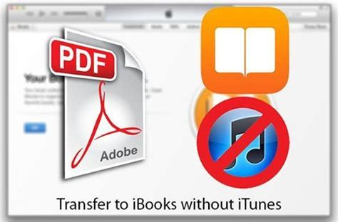 transfer to iphone without itunes how to transfer books or pdf files to ibooks without