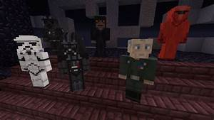 Minecraft Star Wars DLC Brings Favourite Character Skins