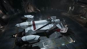 Cutlass Star Citizen Spaceship Robert Space Industries