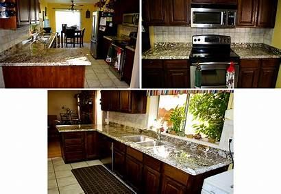 Kitchen Granite Countertop Installation Counter Install Sink