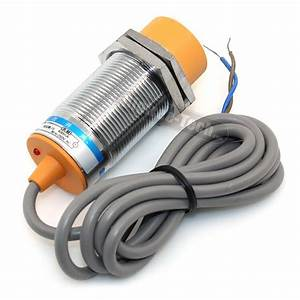 M30 Two Wire Ac No 15mm Distance Measuring Inductive