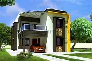 2050 Sq Feet Modern Exterior Home Kerala Design And Floor
