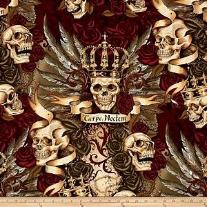 Alexander Henry Skullduggery Royal Vintage - Discount