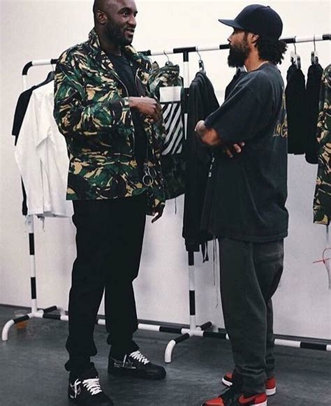 virgil abloh collaboration with nike in off white