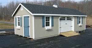 amish built garages garden sheds utility buildings With amish barn builders virginia
