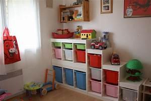 Meuble Rangement Jouet Ikea : bye bye bazarland rangement jouets enfants trofast ikea merci pour le chocolat ~ Preciouscoupons.com Idées de Décoration
