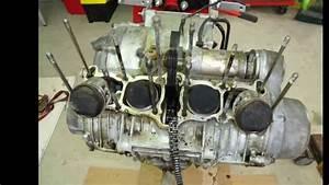 Rebuilding A 1977 Suzuki Gs550  Part 1  The Tear Down