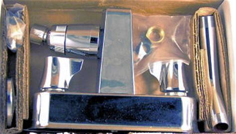 universal rundle tub  shower valve sold  sears