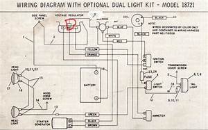 Bolens 650 Regulator Wiring  - Bolens Tractor Forum