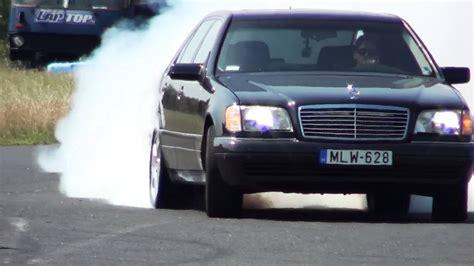 Mercedes S 600 V12 Biturbo 0-270km/h Acceleration, And