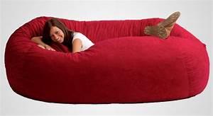 The, Fuf, Memory, Foam, Oversized, Beanbag, Chair