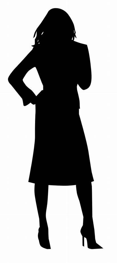 Business Clipart Silhouette Woman Clipground Zoeken Google