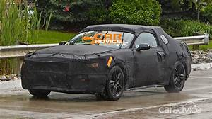 Ford Mustang: first look at next-gen global sports car   CarAdvice