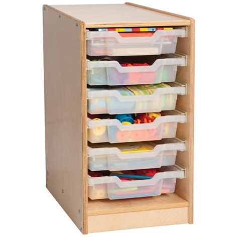 easy view cabinet organizers easy view 6 tray storage with trays