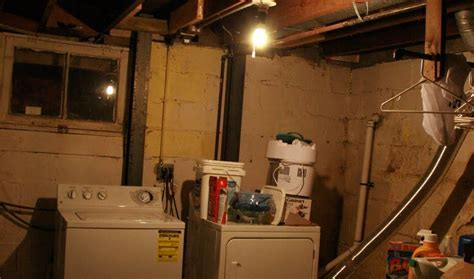 Laundry Room Before & After  aka: making the basement