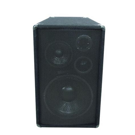 3 wege lautsprecher omnitronic tmx 1230 passiver 3 wege lautsprecher kaufen