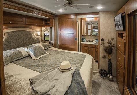 suncruiser interior bedroom winnebago rvs