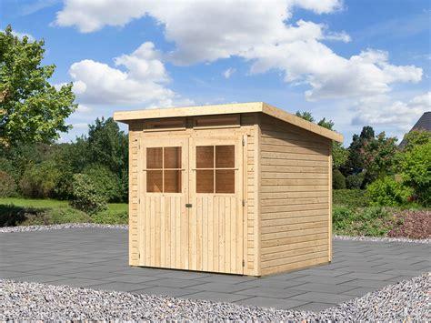boden für gartenhaus karibu locarno 3 set pultdach gartenhaus inkl boden und 2