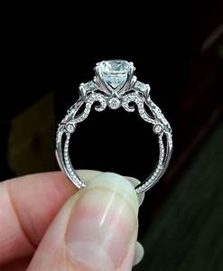 verragio engagement ring style 7074 from the insignia With stylish wedding rings