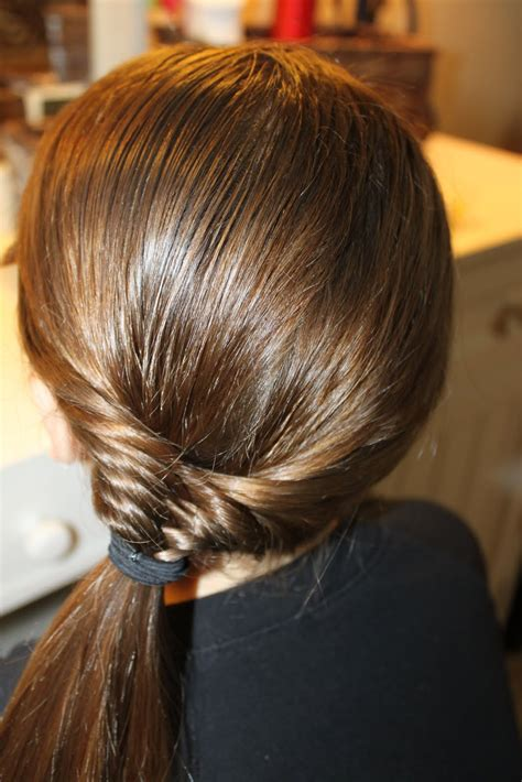 Hairstyles For Girls The Wright Hair Fish Tail Side