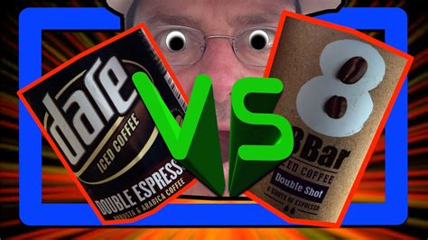 Many of you are working harder and longer these days and standard coffee just isn't cutting it anymore. Dare Vs 8 Bar (Double Shot) | | ICED COFFEE - YouTube