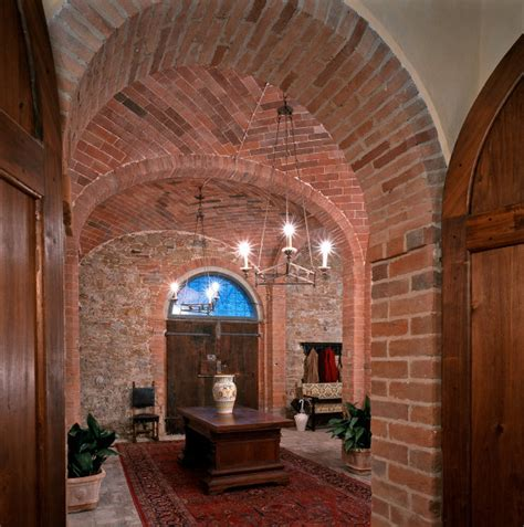 Brick Groin Vault Ceiling by The Gallery For Gt Brick Groin Vault Ceiling