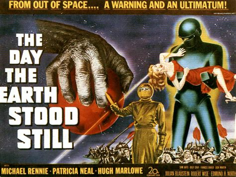 day  earth stood  classic science fiction