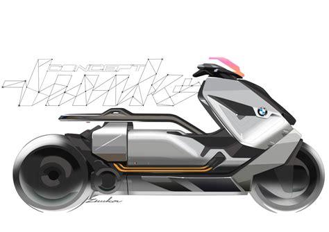 Bmw Motorrad Concept Link, Urban Mobility Future Auto&design