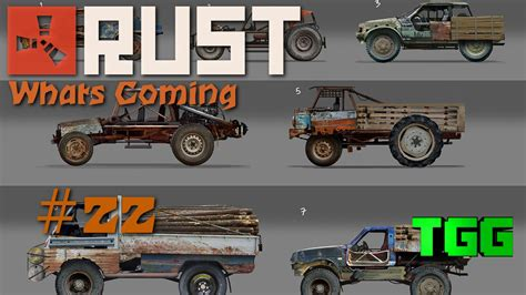 rust cars coming