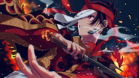 tanjiro kamado  demon slayer anime wallpaper  ultra