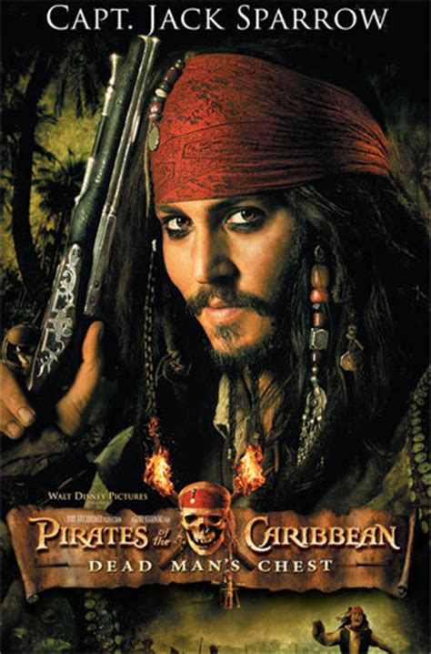 Which Jack Sparrow poster do you prefer? Poll Results