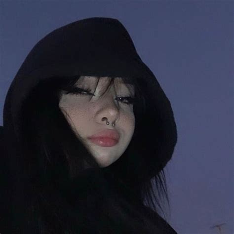 aesthetic edgy grunge girl egirl korean grunge girl aesthetic girl grunge hair