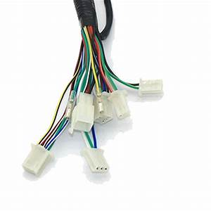 50 70 90cc 110cc 125cc Wiring Harness Loom Solenoid Coil