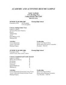 resume writing activity high school students activities resume for college template resume builder