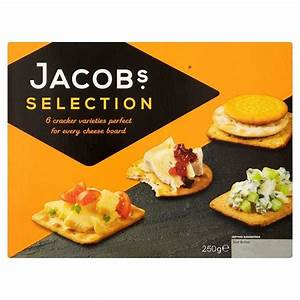 Jacobs Biscuits for Cheese - Buy Online at QD Stores