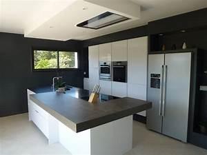 Meuble Plan De Travail Cuisine : l 39 atelier de la cuisine meubles ~ Teatrodelosmanantiales.com Idées de Décoration