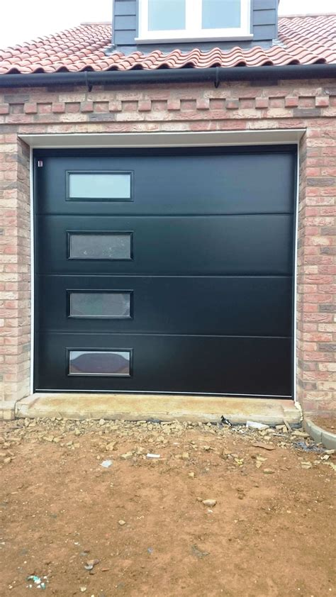 Sectional Garage Doors In Norfolk & Cambridgeshire