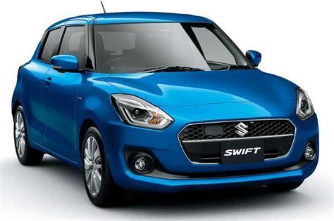 New Suzuki Swift Hybrid Launched In Japan Gaadiwaadicom