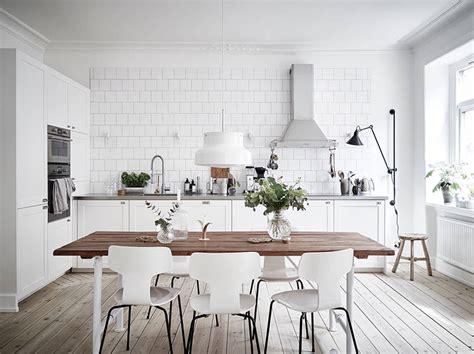 cuisine nordique déco scandinave 50 idées pour décorer votre cuisine au