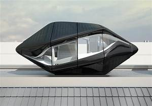 Nau Architects Unveil Self Sustaining QuotLiving Roofquot Pod