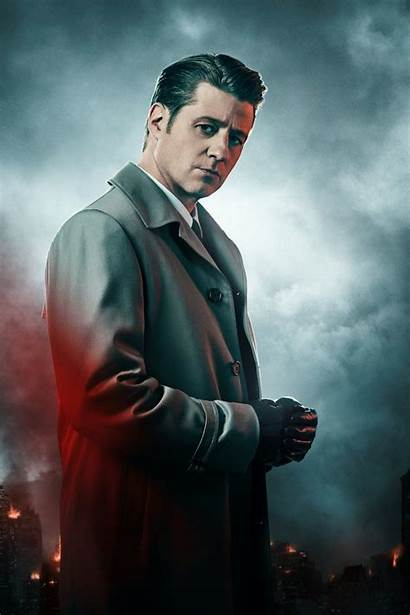 Gotham Gordon Jim Fandom