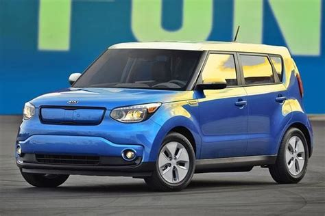 Kia Soul Ev Mpg 2016 kia soul ev price review mpg battery safety