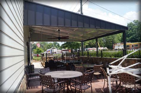 nauhuri restaurant patio covers neuesten design