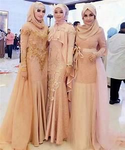 45 model gaun pesta modern muslim 2019 paling populer