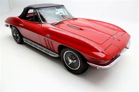 1966 chevrolet corvette 427 convertible muscle supercar